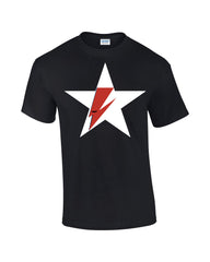 Ziggy Stardust Blackstar T-shirt - Dicky Ticker  - 5