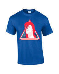Triangle Bowie T-shirt - Dicky Ticker