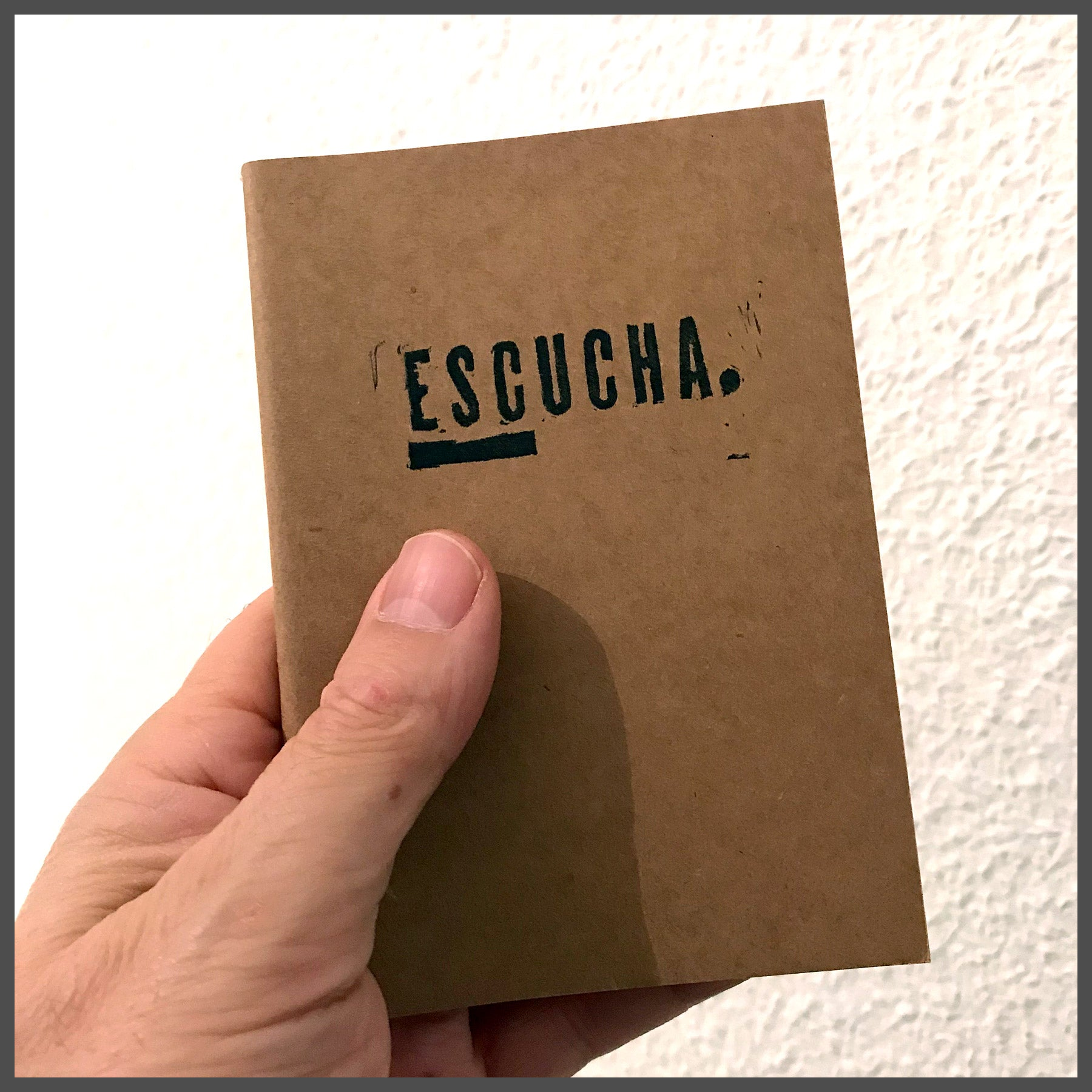 Journal ~ ESCUCHA