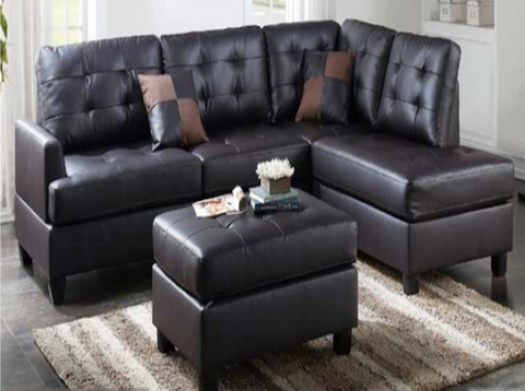 3PC Sectional Sofa