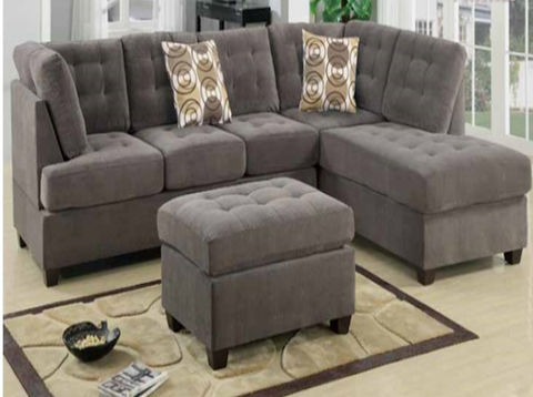 2PC Sectional Sofa