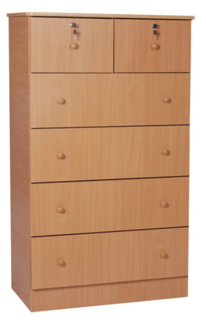 Lock Drawer Chest