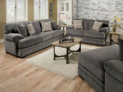 Abrianna Sofa & Love Seat Set