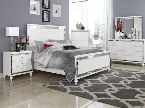 Alonza  Queen Bed Set