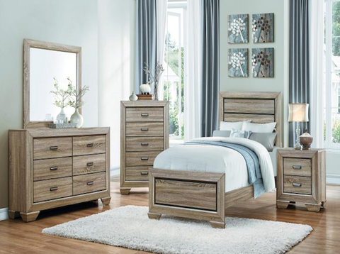 Beechnut Twin Bedroom Set