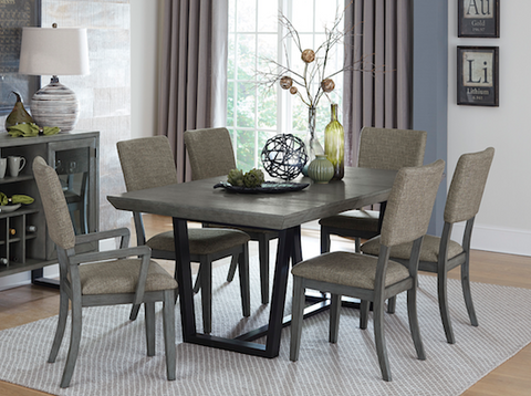 Avenhorn 7PC Dining Collection