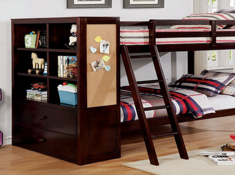 Athena Board Bunk Bed