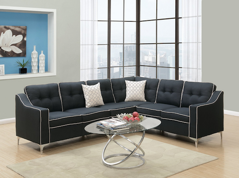 4 PIECE SECTIONAL SOFA F6887