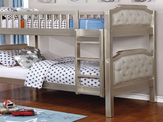 Beatrice Twin Twin Bunkbed Set Payless Mattress
