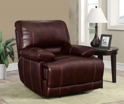 Global Collection Plush Recliner