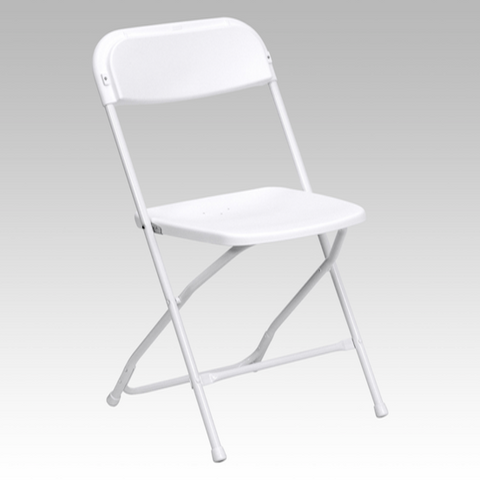 Premium Plastic Folding Chair
