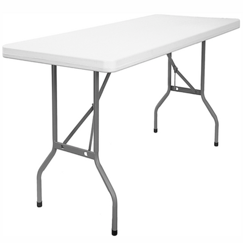 Classic Series Plastic Folding Table