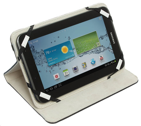 "universal 7"" inch folding tablet case"