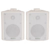 adastra 101.901uk background speakers in white