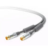 techlink tv to vcr male plug to female socket cable