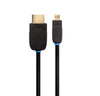 techlink 710392 hdmi a to d micro plug