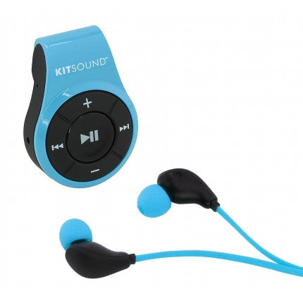 kitsound ks active sports bluetooth wireless earphones