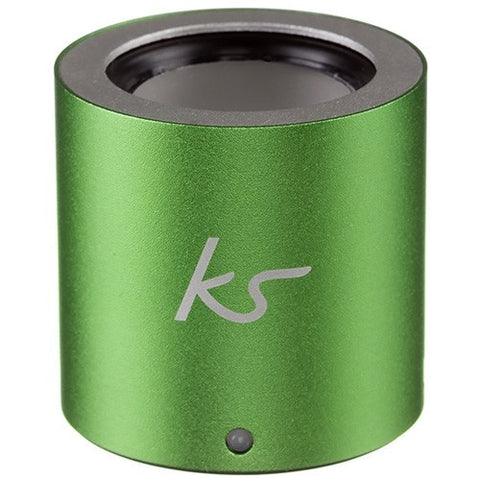 ks button speaker for smartphone and portable audio