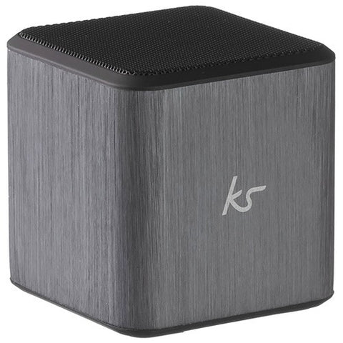 ks cube portable speaker from kitsound