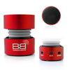 BassBoomz Bluetooth Rechargeable Speaker for Smartphones MP3 Players Tablets Red