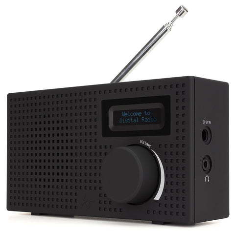 dab mini radio from kitsound