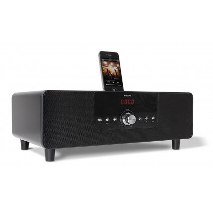 kitsound boom dock ipod docking speaker