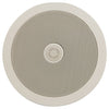 cd series ceiling speakers in a white finish
