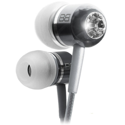 bassbuds platinum finish