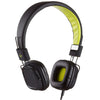 kitsound clash stereo headphones with in line mic
