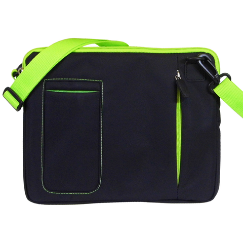ipad and tablet bag with pocket for iphone