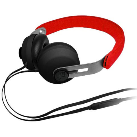 red eops noisezero o2+ headphones