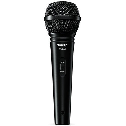 shure sv200 sv 200 vocal microphone