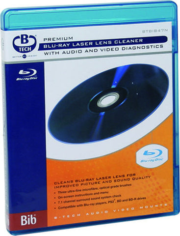 btech lu-ray lens cleaning disc