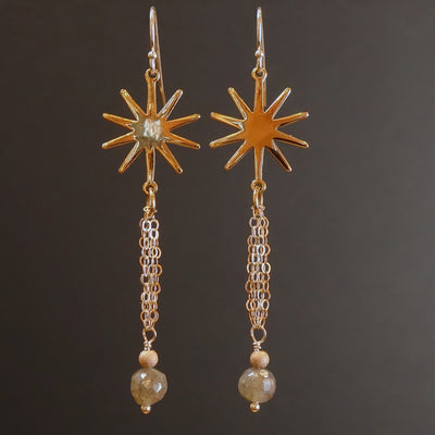 Luck, prosperity, and love this 2021 earrings