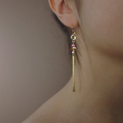 Exquisite Opal earrings