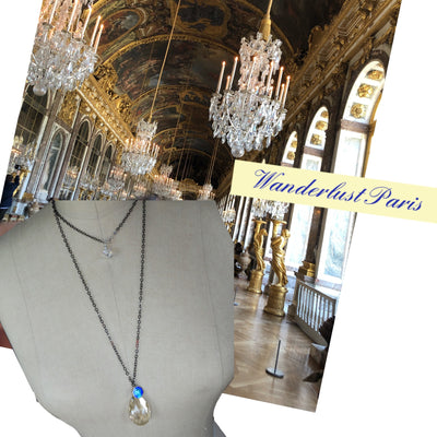 Hall of Mirrors Necklace (Wanderlust Paris)