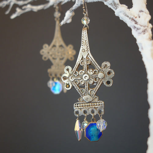 North African Nights Earrings (Wanderlust Paris)