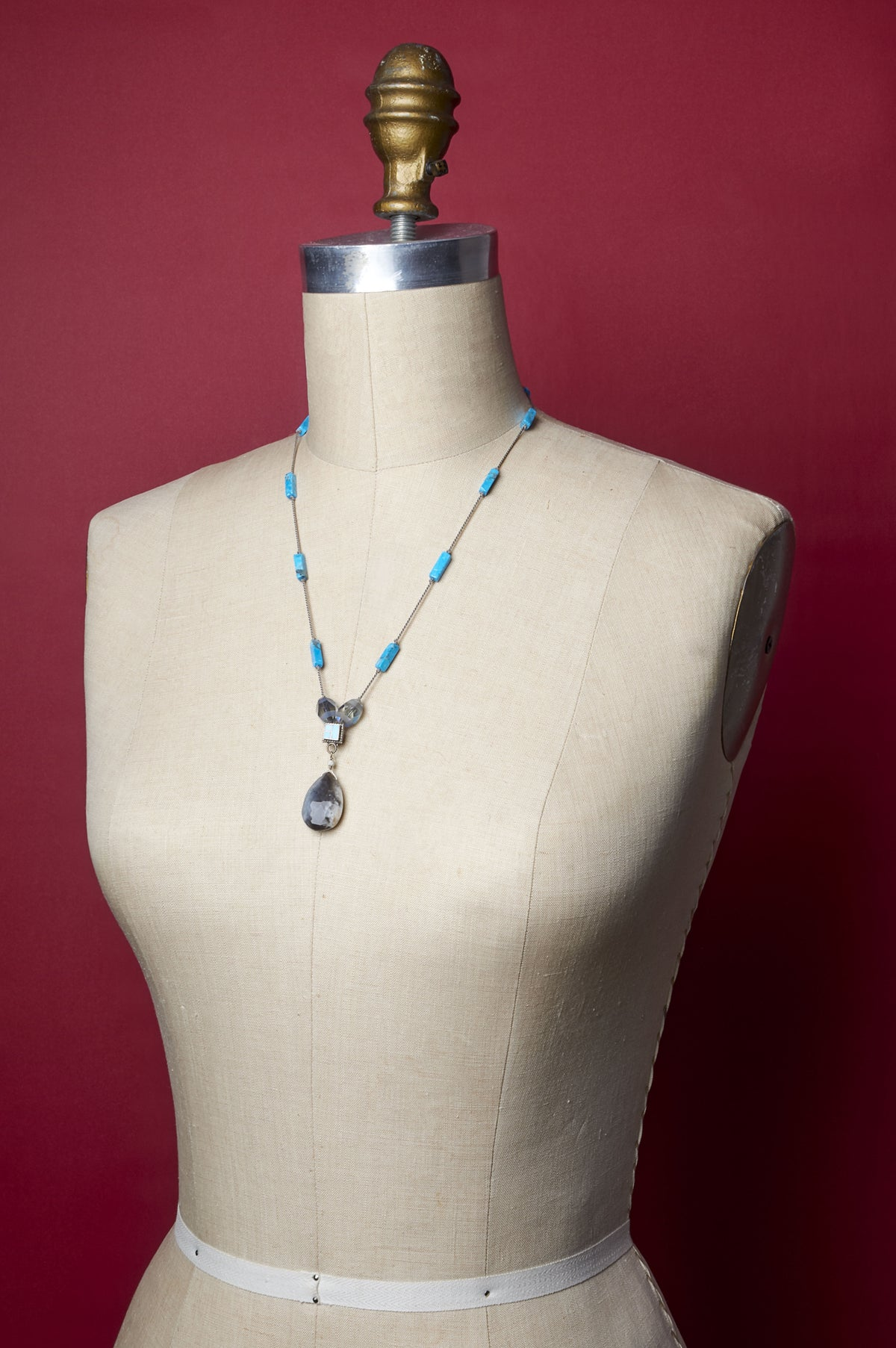 Wanderlust, necklace (Santa Fe)