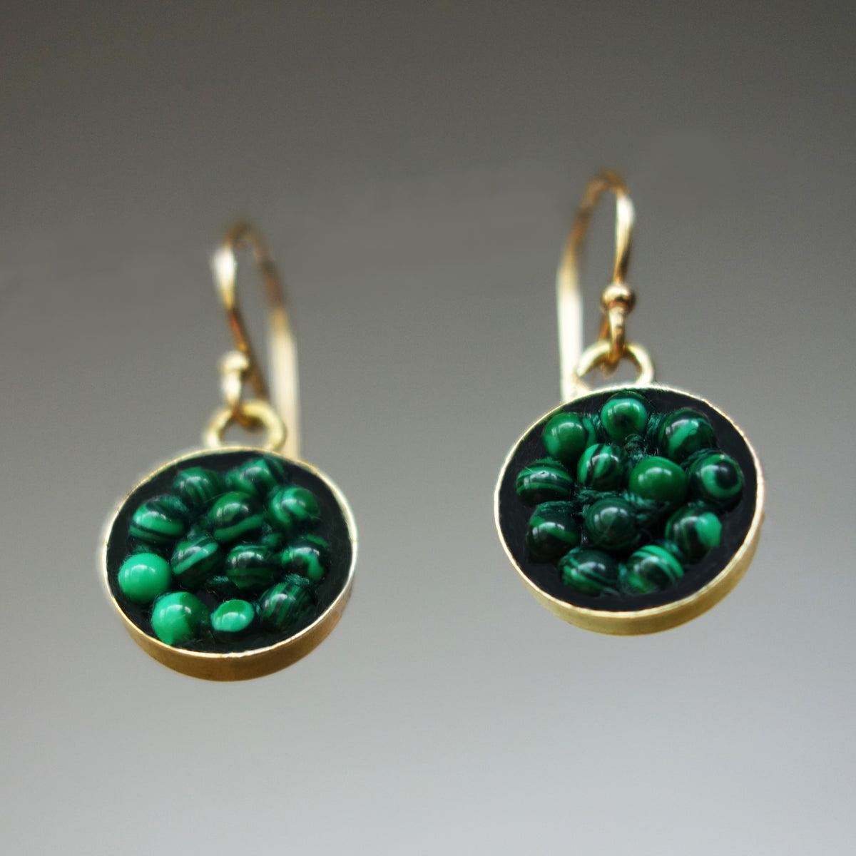 Mosaic earrings made any way you desire, darling