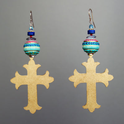 Cruces earring