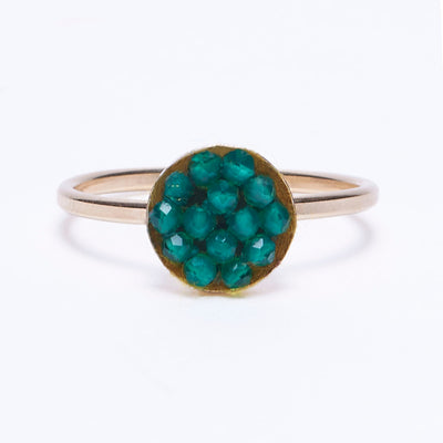 Petite Moxie Mosaic ring in any color you desire
