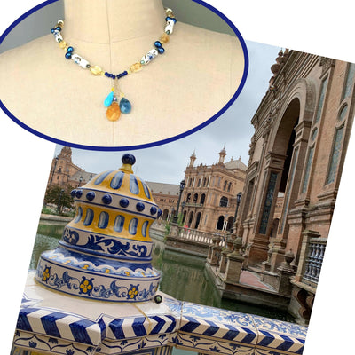 Plaza de España necklace
