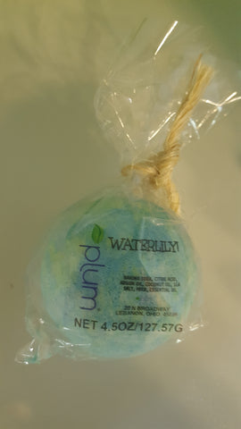 Watelilly Bathbomb
