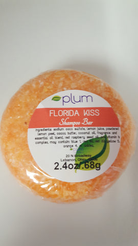 Florida Kiss Shampoo Bar