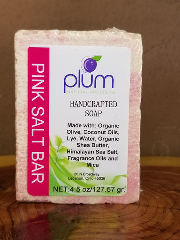 PINK SEA SALT BAR