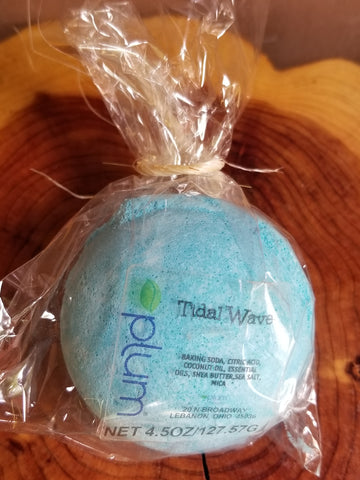 TIDAL WAVE BATHBOMB!