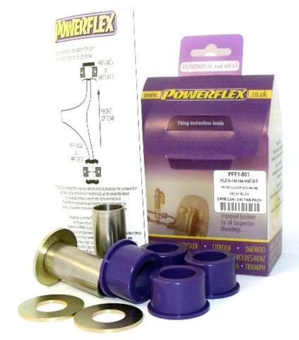 Alfa Romeo Spider (1995-2006), GTV 2.0 & V6 (95 - 05) Front Lower Wishbone Front Bushing