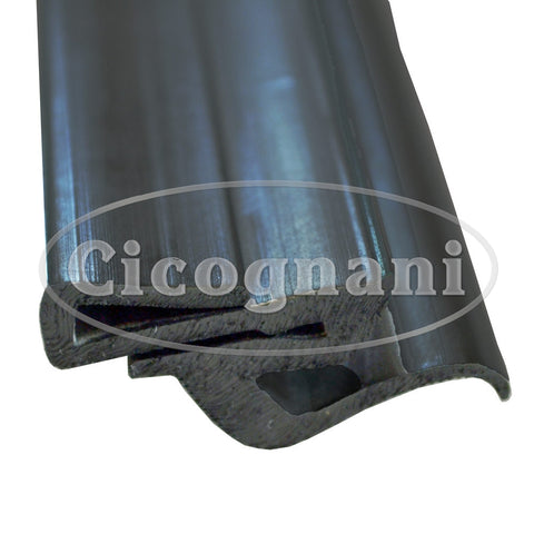 Fiat Nuova 500/500D LH/RH Lower Door Glass Seal