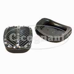 Fiat Nuova 500/500D Clutch & Brake Pedal Covers