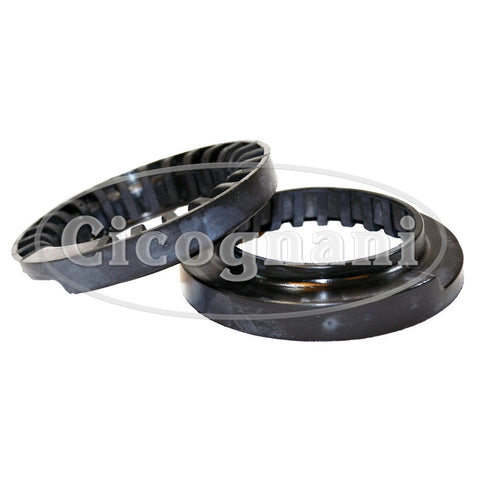 Fiat Nuova 500/500D Rear Spring Buffer Rings (2 pcs)